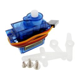 10PCS/LOT Special promotions SG90 9g Mini Micro Servo for RC for RC 250 450 Helicopter Airplane Car Integrat