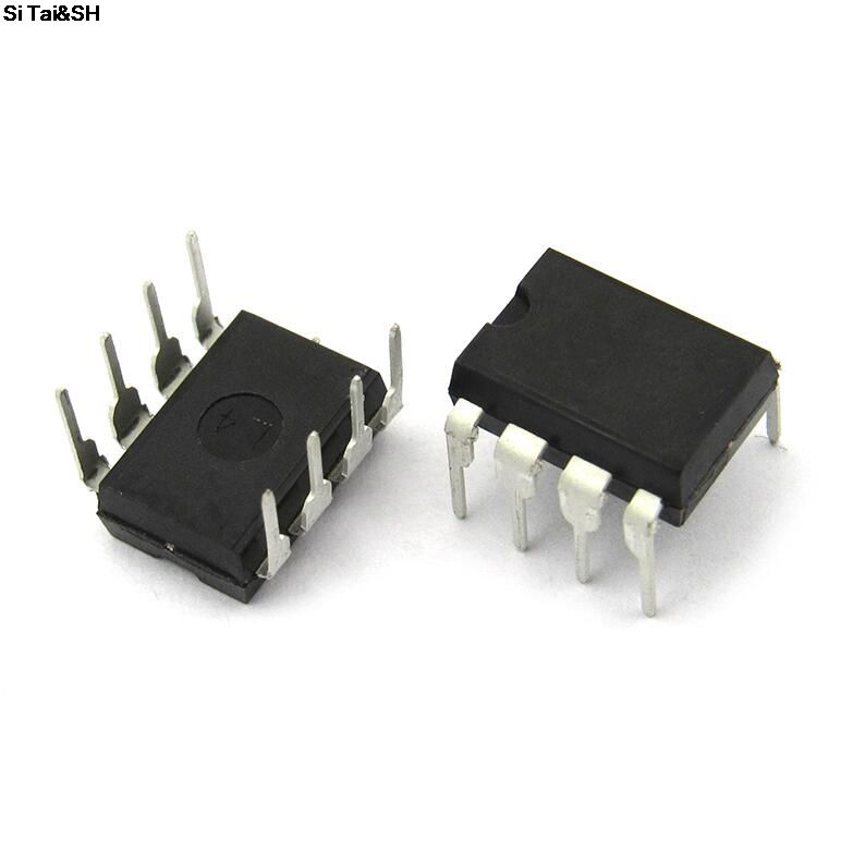 10pcs ICL7660SCPA DIP8 ICL7660 DIP ICL7660S ICL7660SCPAZ new and original free shipping