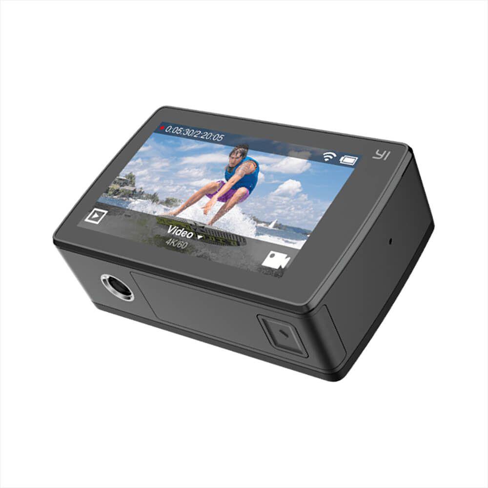 SHOOT 40M Diving Waterproof Case for Xiaomi Yi 4K Lite Xiaoyi 2 Action Camara Protective Housing Case For Yi 4K Accessories