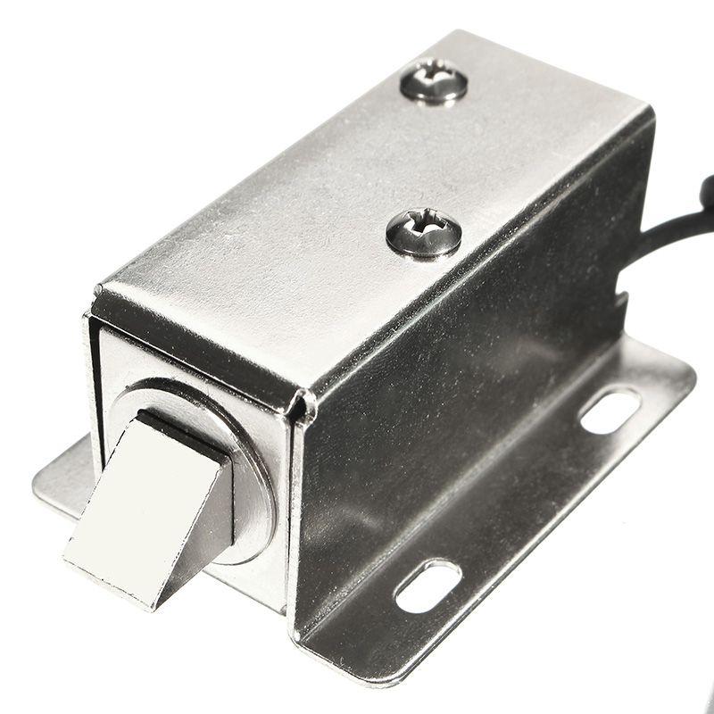NEUE Safurance 6 V DC 1.5A Elektroschloss Montage Magnet Schranktür Schublade Schloss Access Control