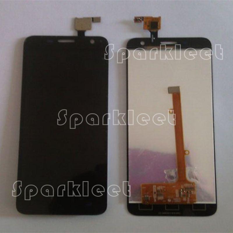 LCD Affichage Écran pour Alcatel One Touch Mini Idol 6012 6012D 6012E 6012A 6012X6012 W Mobile Téléphone de Remplacement pièces Noir