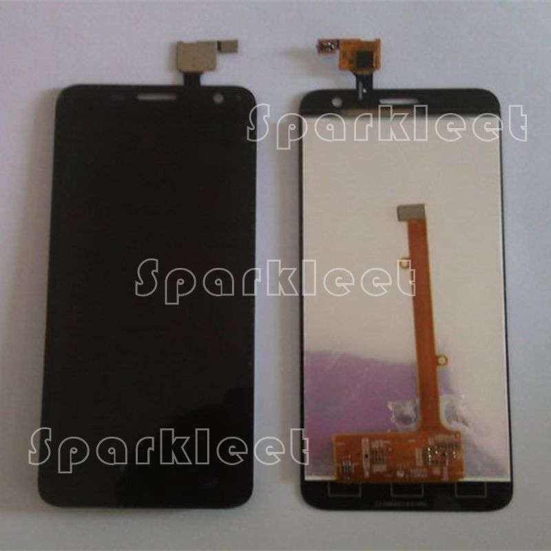 LCD Display Screen for Alcatel One Touch Idol Mini 6012 6012D 6012E 6012A 6012X 6012W Mobile Phone Replacement Parts Black