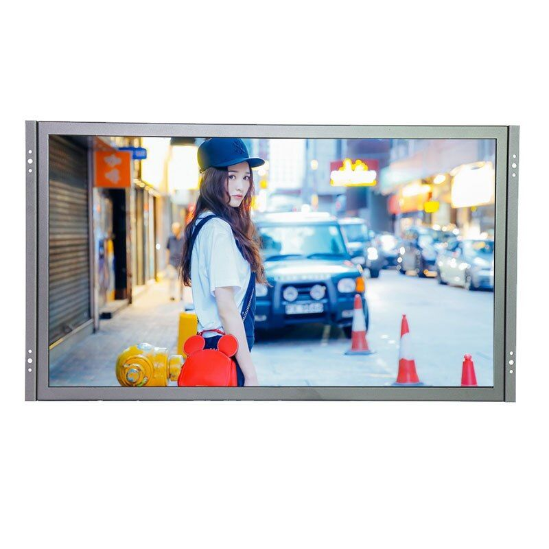G215 Industrial Open Frame Monitor 21.5 inch 1920*1080 LCD Monitor Mount With Vesa Hole 75*75mm 100*100mm