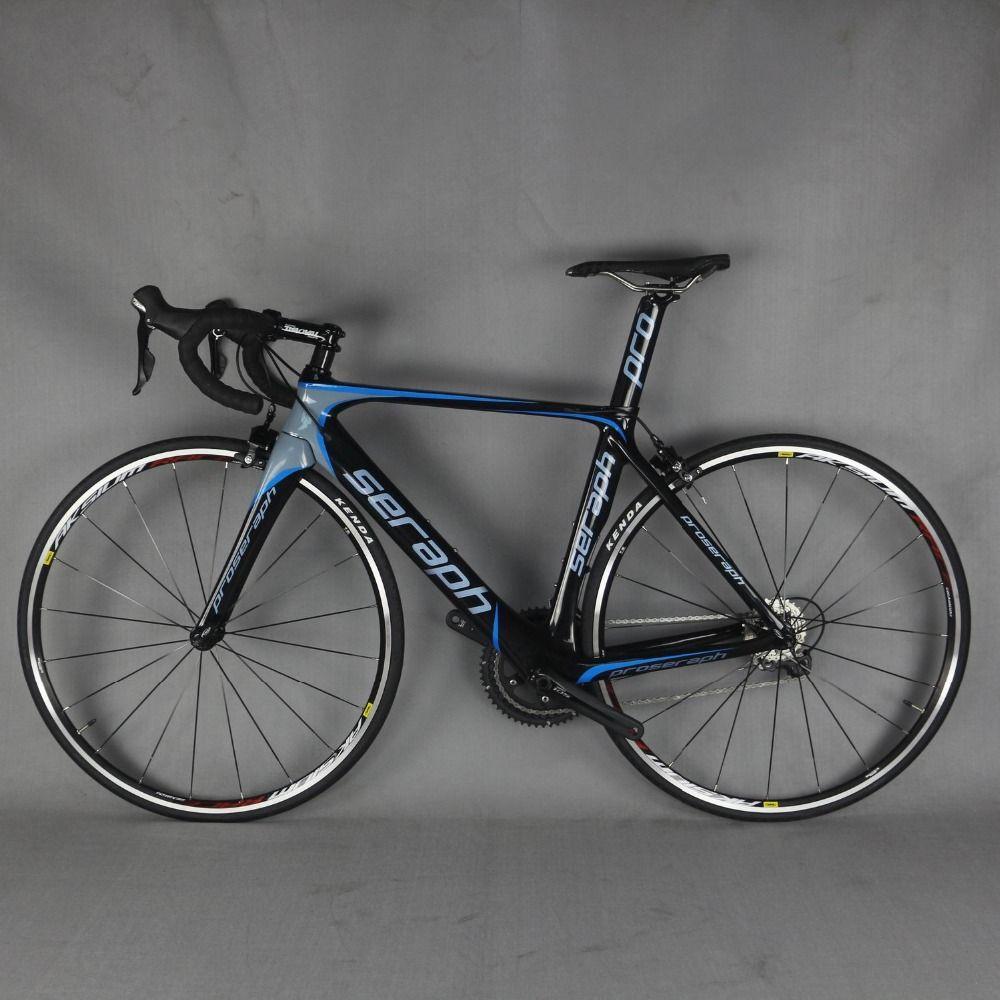 Komplette Straßen Carbon Fahrrad, Carbon Bike Road Rahmen mit groupset 22 speed Straße Fahrrad Komplette bike