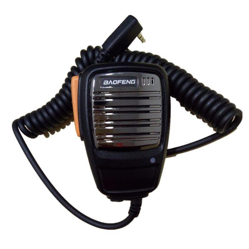 2018 Baofeng Microphone Speaker MIC for baofeng UV-5R Pofung UV5R UV-5RE UV-B6 BF-888S BF-UVB2 Plus Two way raido free shipping