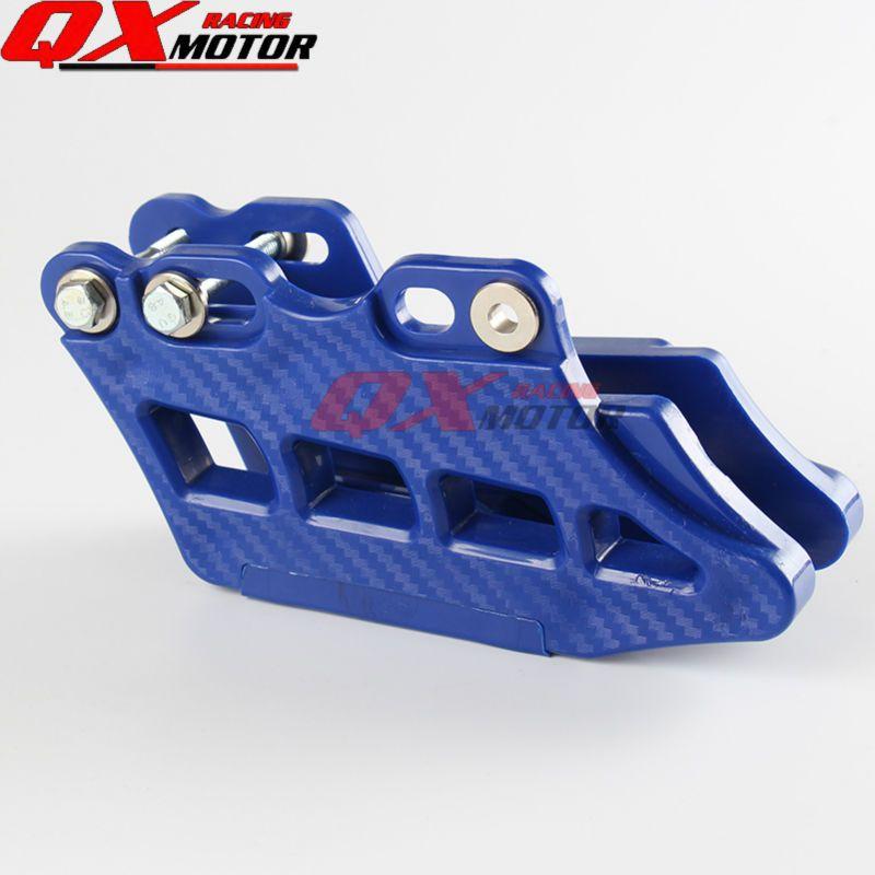 Motorcycle Chain Guide Block chain Guar For YZ85 YZ125 YZ250 YZ250F YZ450F Dirt Bike MX Motocross Off-Road