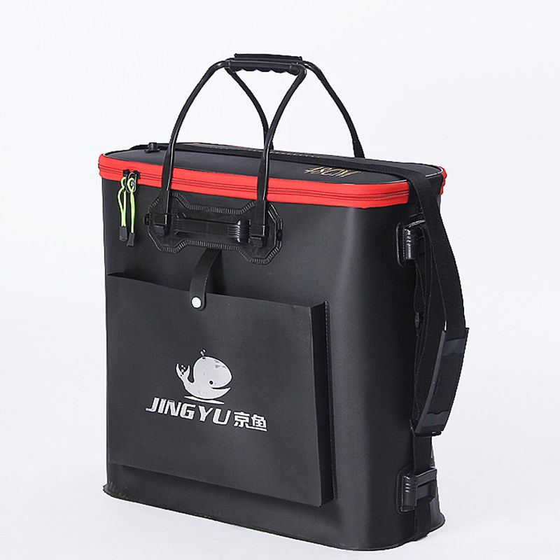 4 Kinds Of Color 42/48CM Thicken EVA Fishing Barrels Collapsible Fishing Barrels Multi-functional High Quality Fishing box