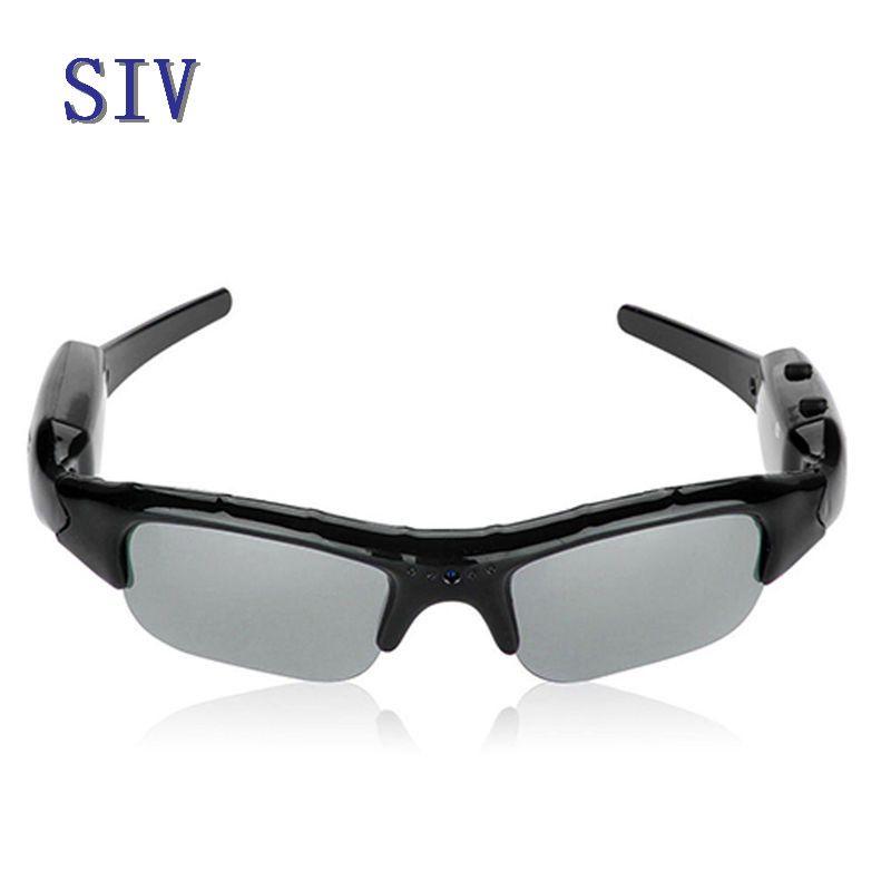 SIV 1 PC SIV HD Glasses Digital Camera Sunglasses Eyewear DVR Video Recorder Camcorder