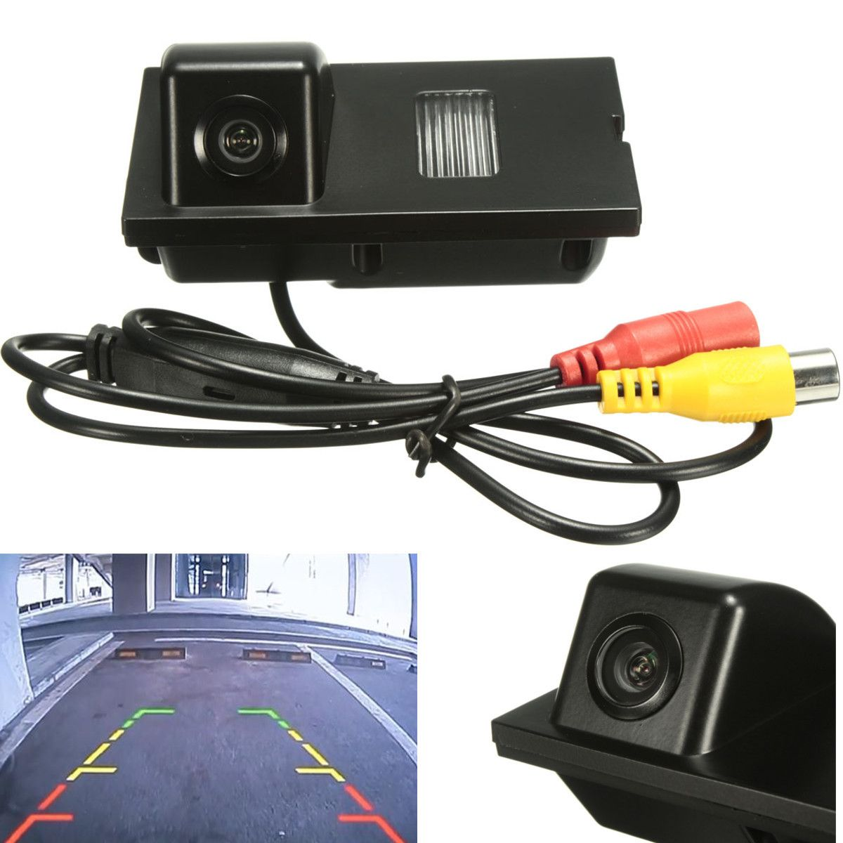2016 New Cars Reverse Camera For Land Rover/Freelander 2/Discovery 3 4/Range Rover Sport