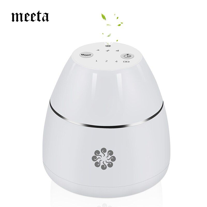 Waterless & Wireless Portable Aromatherapy Diffuser Essential Oil Diffuser Rechargeable Aroma Diffusers Nebulizer for Home