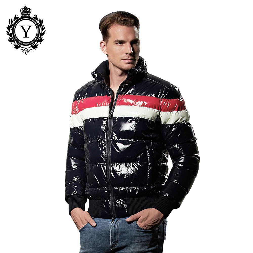 2017 New Collection Male Cotton Clothing Waterproof Windbreaker Jacket Mens Parka Jacket Winter Hood Coat Parkas Men Hot Sale