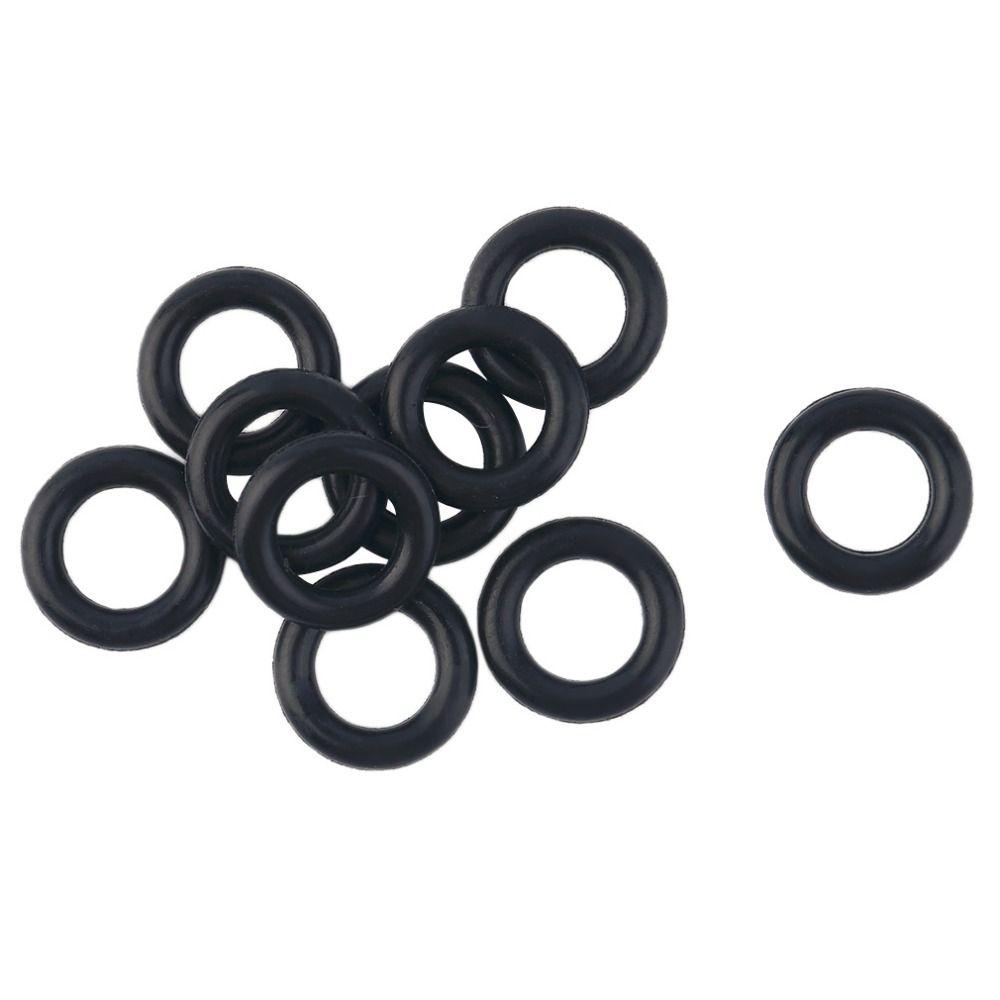 222PCS 17 Sizes Universal Rubber O-Ring Assortment Set Gasket Automotive Seal Kit Black Car styling
