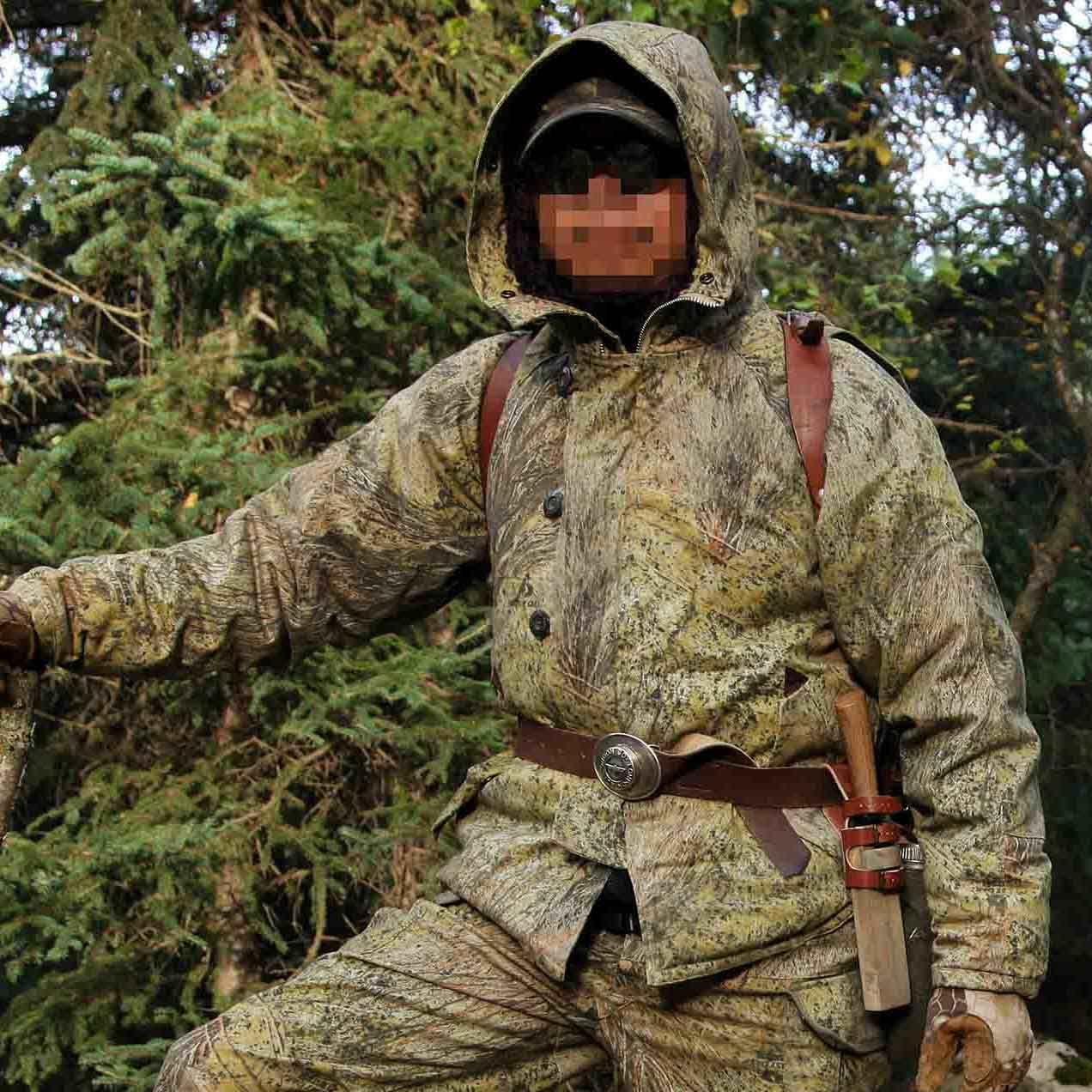 Wiese Gelände Außen Parkas Bionic Camouflage Winter Jacken Polizei Ripstop Bereich Mäntel