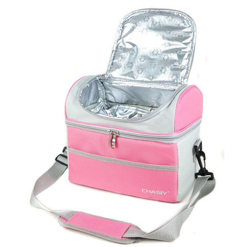 Chasiy multi lancheira refrigerador térmico aislados almuerzo bolsa para niños Escuela de Trabajo picnic bolso termo alimentos Bolsas