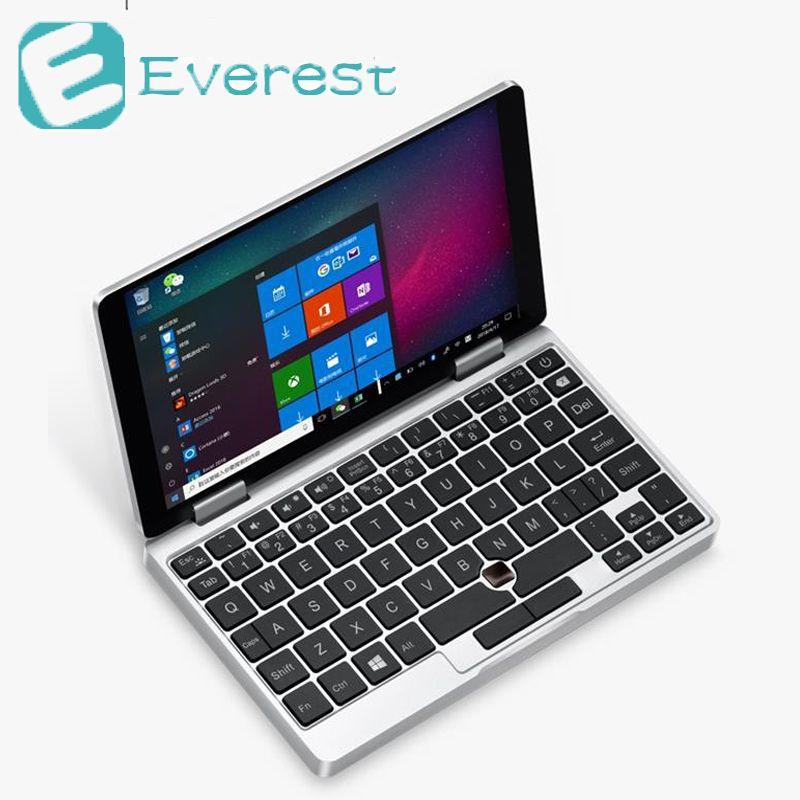 One Netbook Gamepad Tablet PC Intel Cherry Trail x5-Z8350 Quad Core 8GB RAM 128GB eMMC laptop 7.0 Inch Laptop Bluetooth Notebook