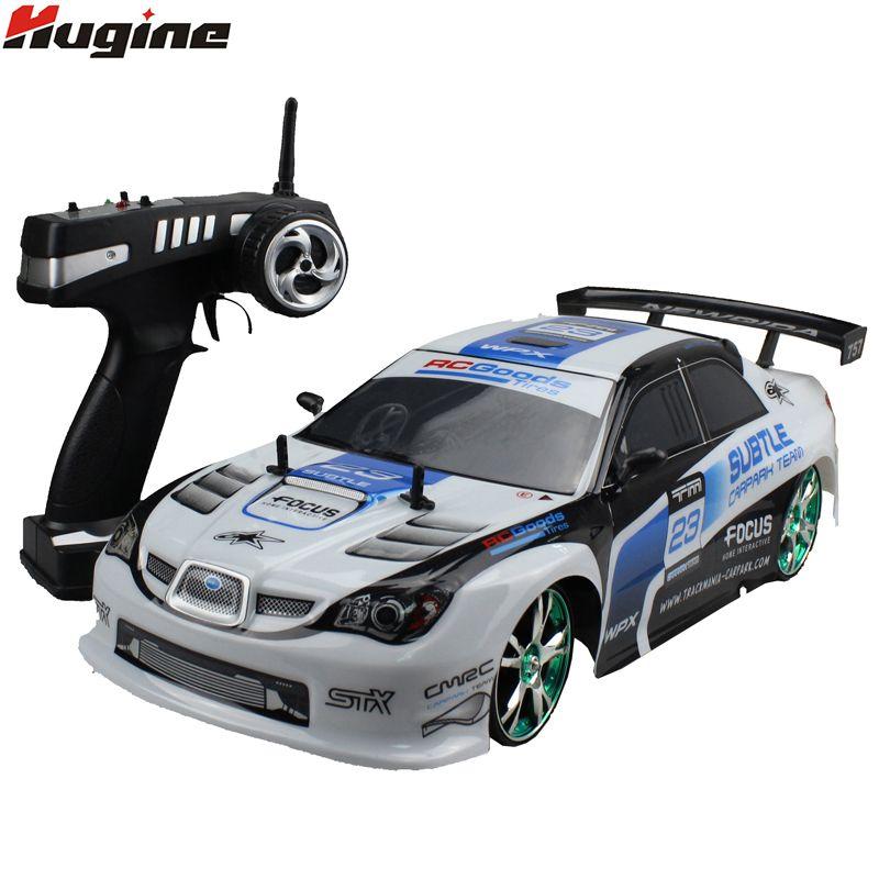 Große RC Auto 1:10 High Speed Racing Auto Für Sunaru Impreza/Toyota AE86 Championship 2,4g 4WD Radio Control sport Drift spielzeug