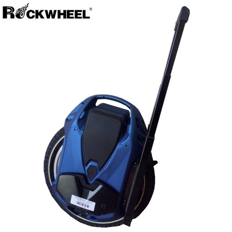 ROCKWHEEL GT16 Electric Unicycle One Wheel Scooter 16 Inch Self Balancing Scooters 2000W 84V 1036WH Adult Electric Scooter