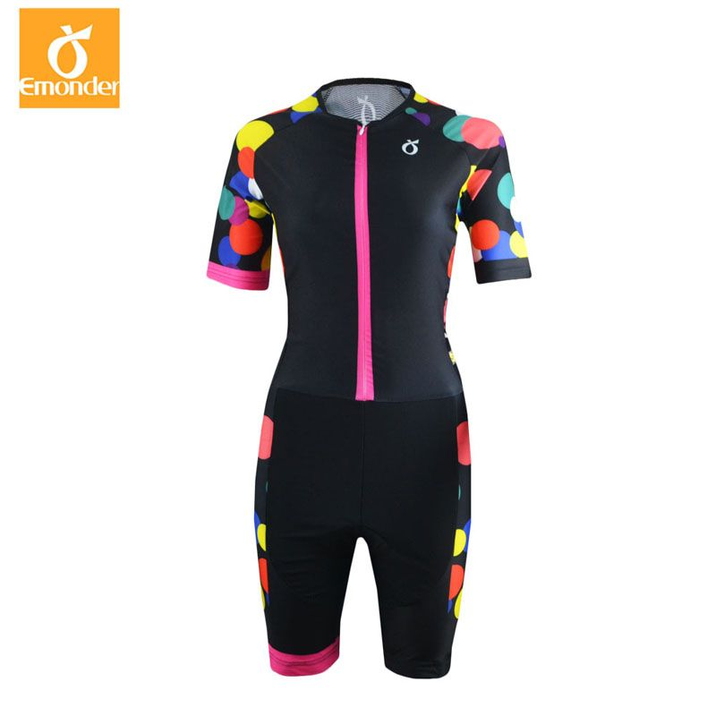 Women Triathlon Cycling Jersey Ciclismo Pro Cycling Clothing Jerseys Jumpsuit Skinsuit Bike Custom Triathlon Sport