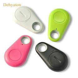 2018 Smart Tag Bluetooth Tracker Child Bag Wallet Key Finder GPS Locator Alarm Pet Phone Car Lost Remind anti-lost finder