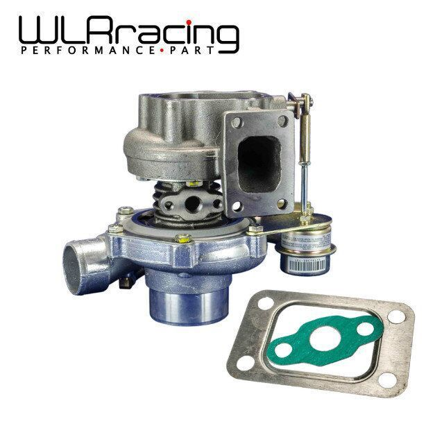 WLR- GT2870 GT28 GT2871 compressor housing AR 60 turbine a/r .64 T25 flange 5 bolt with actuator Turbocharger turbo TURBO31-64