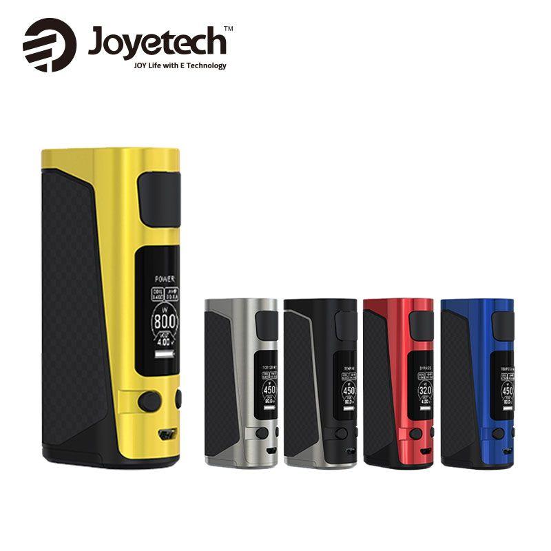 2017! 80W Joyetech eVic Primo Mini TC Box MOD Vaping eVic Primo Mini Temper Control Mod E-cig Vape Original Mod no 18650 battery