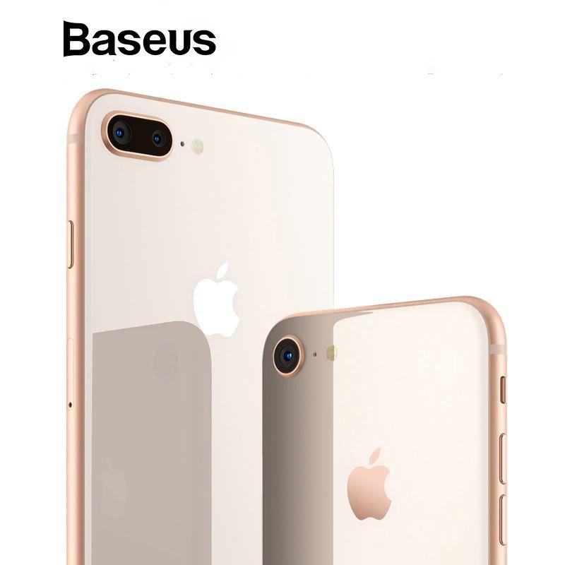 Baseus Hohe Transparenz Weiche TPU Fall Für iPhone 8 8 Plus Ultra Dünne Silikon Fall Für iPhone 7 7 Plus 8 8 Plus Telefon Fällen