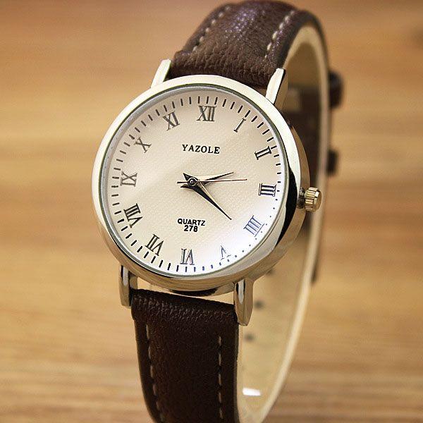 YAZOLE 2017 Ladies Wrist Watch Women Brand Famous Female Clock Quartz Watch Hodinky Quartz-watch Montre Femme Relogio Feminino