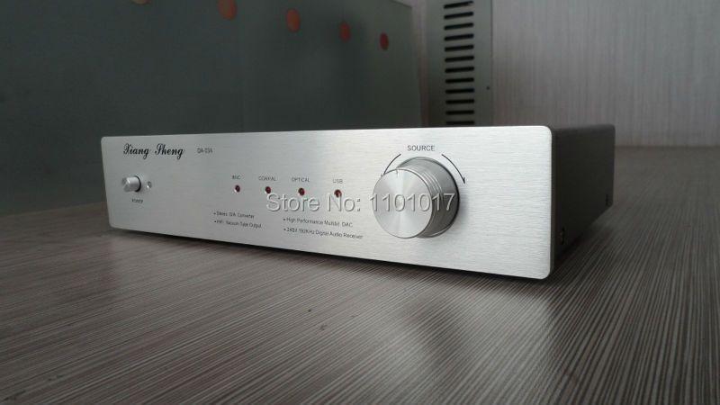 XiangSheng DAC-03A ICH PCM1794 USB Rohr DAC HIFI EXQUIS Koaxial SPIDIF HD Außen Soundkarte DAC03A XSDAC03A DAC03A