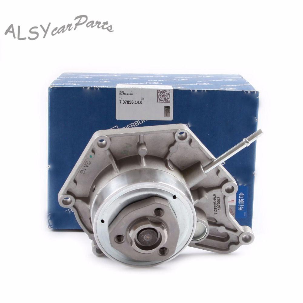 KEOGHS OEM Motor Kühlmittel Wasserpumpe 06E 121 018 F & Dichtung Für VW Touareg 3,0 t Audi A4 A5 a6 A7 A8 Q5 3.0L V6 06E121016C