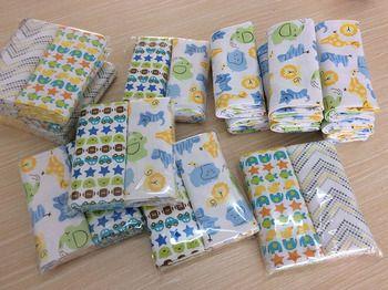 2 pcs/pack102x76cm nouveau-né Bébé lit feuilles 100% tricoté coton super doux lit feuille bébé literie lit bébé lit feuilles Garçons filles