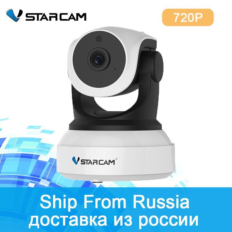 VStarcam CCTV IP Camera C7824WIP HD 720P Surveillance WiFi CCTV Camera Indoor Night Camrea Wireless Camera Support 128G SD Card