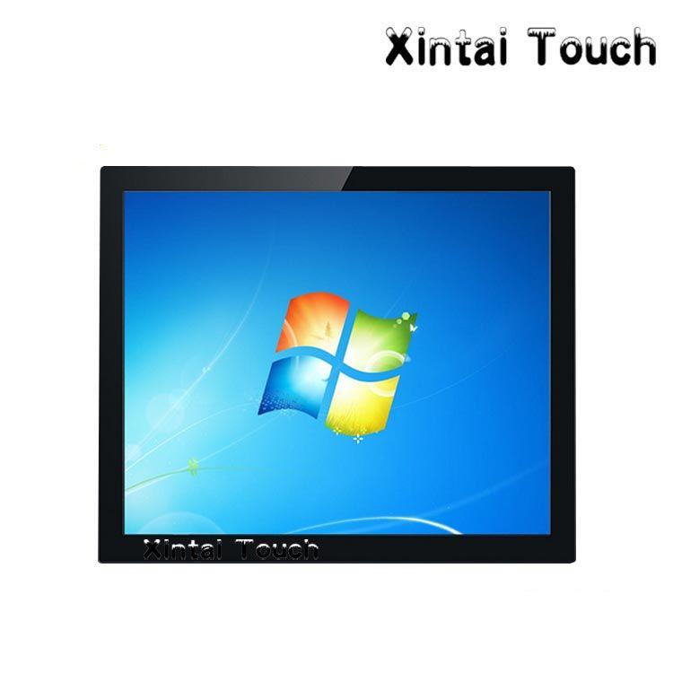 32 Zoll IR Touchscreen-monitor open frame LCD-Monitor mit DVI/VGA/HDMI/usb-anschluss