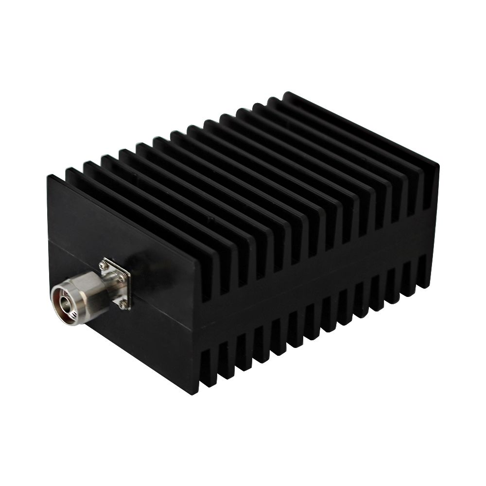 100 Watt N-JK koaxial festdämpfungsglied, DC zu 3 GHz, 50 ohm, db, 3dB, 5dB, db, 10dB, db, 20dB, 30dB, 40dB, db, freeshipping byDHL