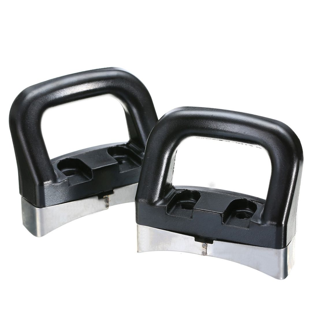 2 stücke Praktische Ersatz Seitliche Griffe Metall Seite Halter Handgriff für Cooker Steamer Suppentopf Pan Küche Kochgeschirr Werkzeug MAYITR
