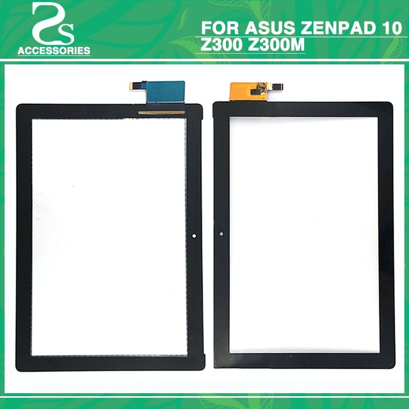 Tested z300 Touch Panel For Asus zenpad 10 Z300 Z300M 10.1 inch Touch Screen Digitizer Glass Sensor