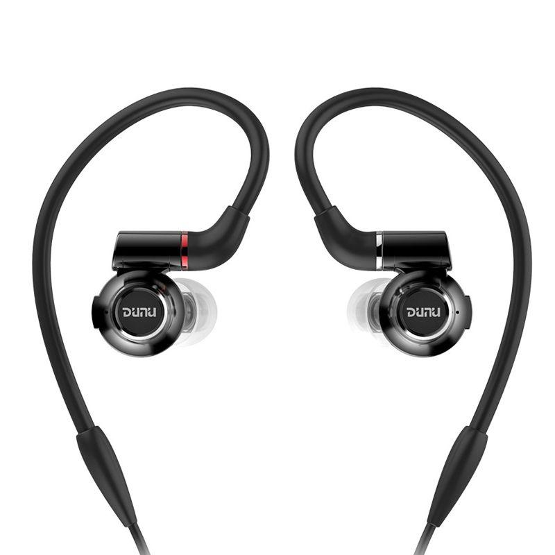 DUNU DK-3001 DK3001 Hallo-Res Knowles Top Audio Ausgewogene Anker Fahrer 3BA + Dynamische Hybrid 4 Treiber MMCX Anschluss HIFI Kopfhörer