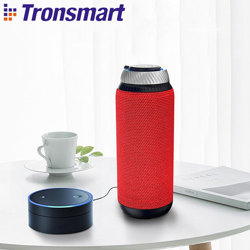 Tronsmart Element T6 Wireless Soundbar Audio Receiver Mini Speakers USB AUX for Music MP3 Player BT 4.1 Portable Speaker