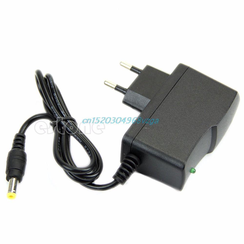 Power Converter Adapter Supply EU Plug AC 100-240V to DC 5V 2A Switching #H028#