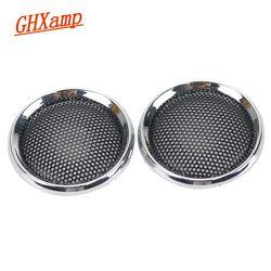 GHXAMP 2PCS 1 inch 36MM Mini Speaker Grill mesh car dedicated Mesh enclosure LoudSpeaker Protective Grilles Sound box Cover