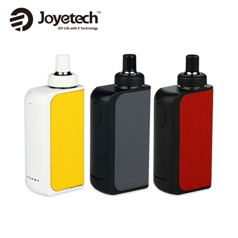 Original Joyetech EGO AIO Box Kit 2100mAh All IN One Vaping Kit and 2ml Tank Atomizer Capacity BF SS316 Coil 0.6ohm joyetech AIO