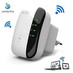 Беспроводной-N wifi ретранслятор 802.11N/B/G сетевые роутеры 300 Мбит/с расширитель диапазона Усилитель сигнала бустер Ap Wps шифрование