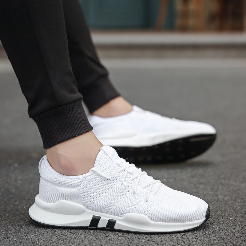 Shoes Men 2018 Summer Shoes Trainers Ultra <font><b>Boosts</b></font> Zapatillas Deportivas Hombre Breathable Casual Shoes Sapato Masculino Krasovki