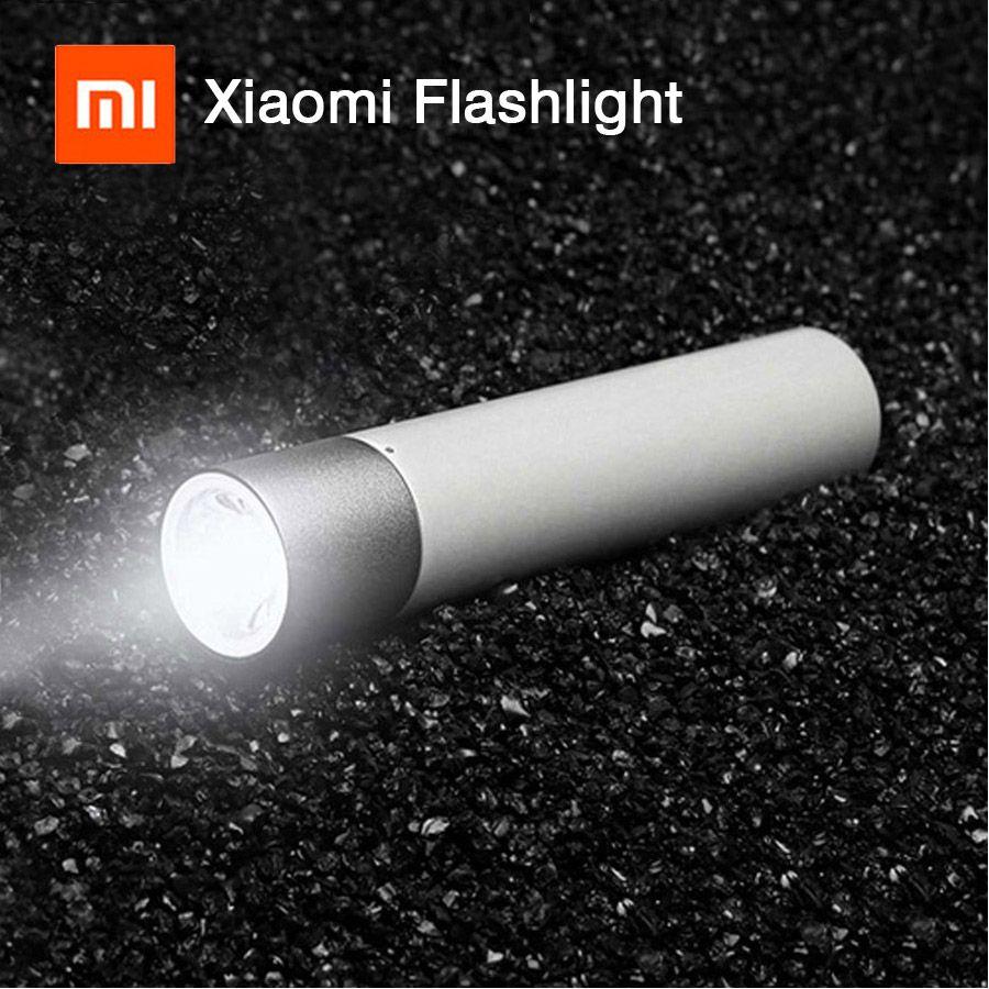 Original Xiaomi 11 Einstellbar Leuchtdichte Modi Tragbare Taschenlampe Mit Drehbare Lampe Kopf 3350 mAh Lithium-Batterie USB Lade