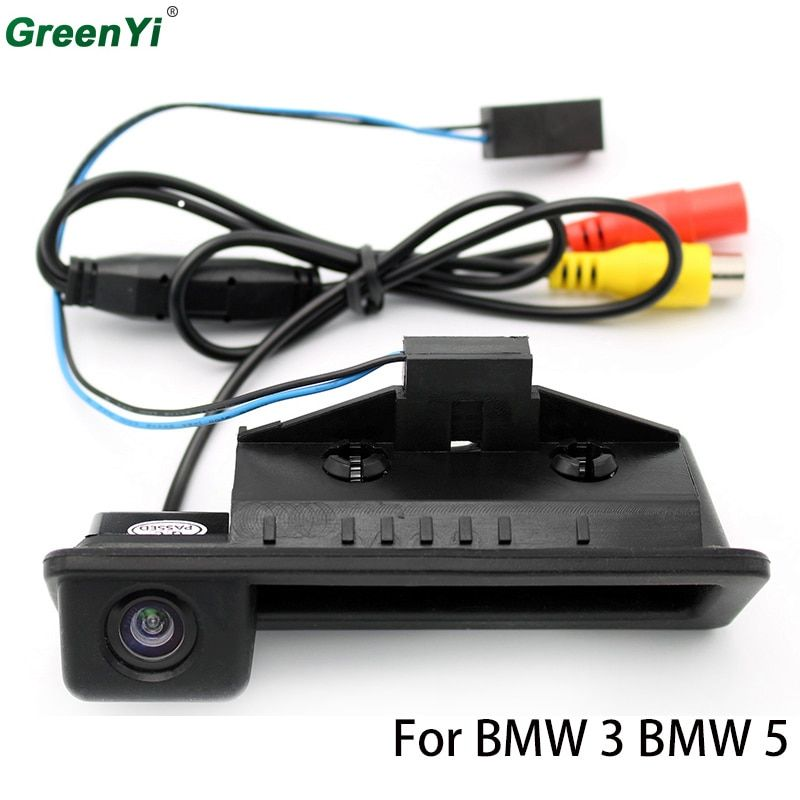 Car Rear View Parking Camera For BMW 3 Series 5 Series BMW X5 X1 X6 E39 E46 E53 E82 E88 E84 E90 E91 E92 E93 E60 E61 E70 E71 E72