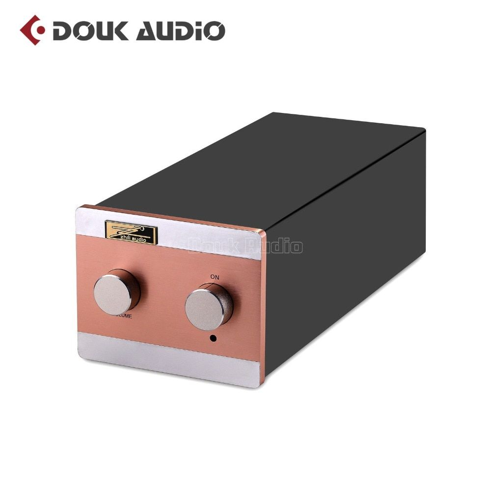 Douk Audio EAR834 MM (Moving Magnet) / MC (Moving Coil) RIAA Phono Stage Preamplifier HiFi Turntable Pre-Amp PHONOBOX