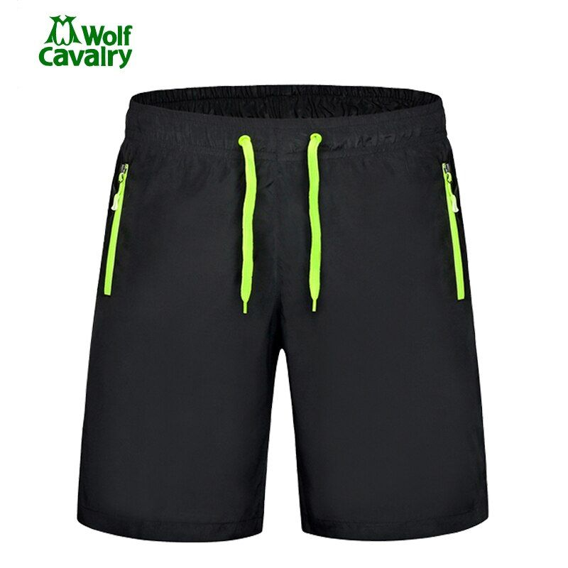 cavalrywolf Outdoor Sports Fitness Running Shorts Hiking fishing Tactical Running Quick dry outdoor shorts