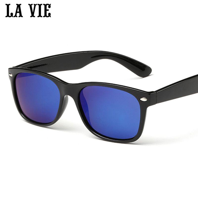 Polarisé classique hommes lunettes De soleil revêtement lentilles noir Vintage cadre lunettes De soleil Oculos De Sol 9 couleurs RB2140