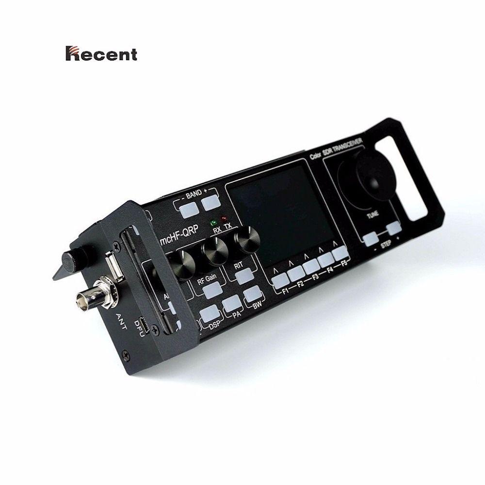 Den letzten RS-918 SSB HF SDR Transceiver 15 watt Übertragen Power Mobile Radio RX: 0,5-30 mhz TX: alle ham Bands Multifunktionale Instrument