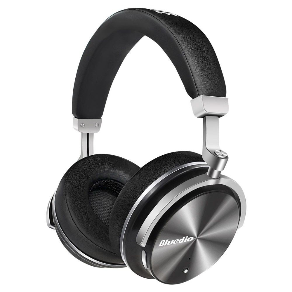 Bluedio T4 Active Noise <font><b>Cancelling</b></font> Wireless Bluetooth Headphones wireless Headset with Mic