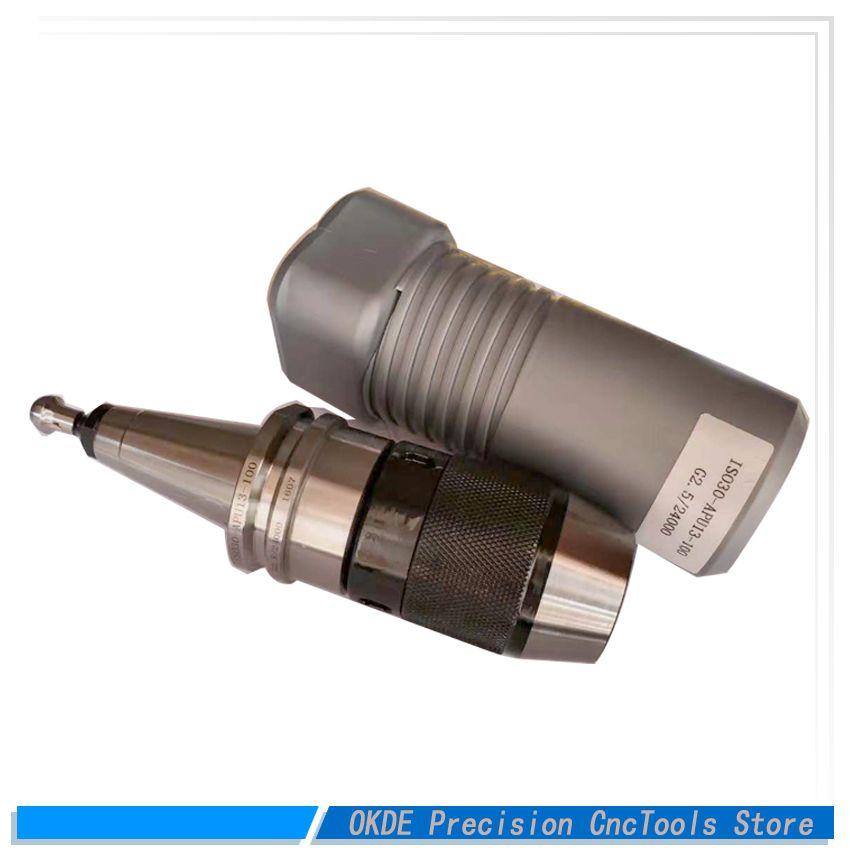 ISO30-APU13 bohrfutter werkzeug halter ISO30 standard APU halter halter